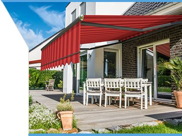 The Markilux 1600 Awning