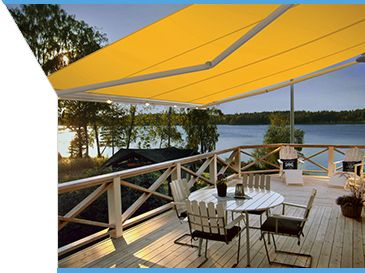 The Markilux 1650 Awning