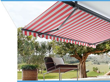 The Markilux 1710 Awning