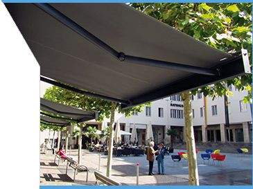 The Markilux 3300 Pur Awning