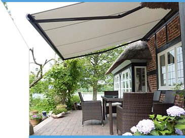 The Markilux 5010 Awning