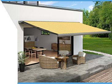 The Markilux 970 Awning
