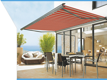 The Markilux 990 Awning