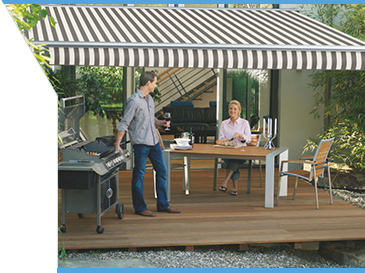 The Markilux ES-1 Awning