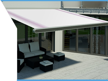 The Markilux MX-1 Awning